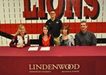 Emily Erdman picks Lindenwood-Belleville