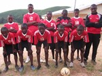 'Go Lions' has new meaning in Cameroon