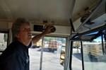 Cameras monitoring NREVSD buses