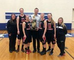 Lady Lions win SBAAC Championship image