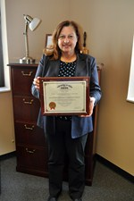 NREVSD receives Auditor of State Award