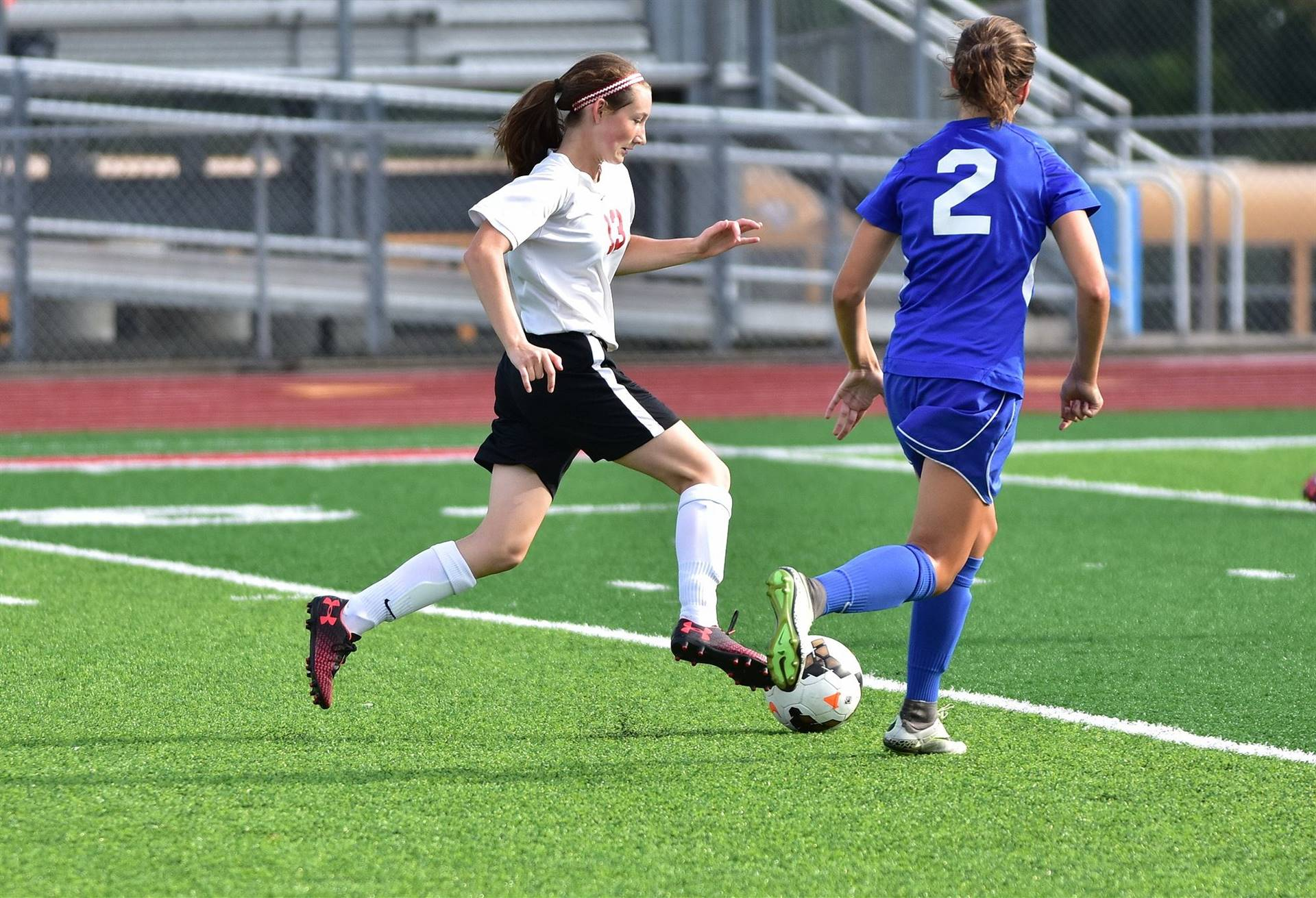 Girls JV Soccer 1