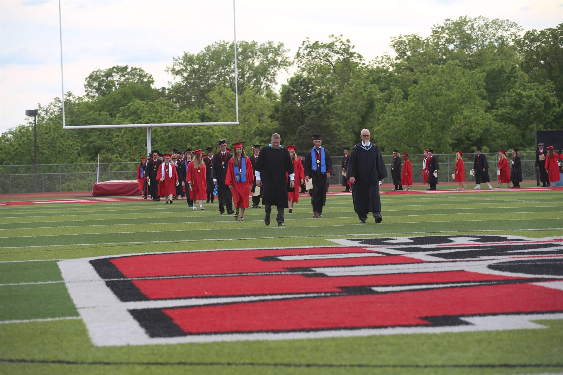 graduation 2021 engrance
