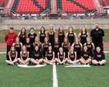 2017 NRHS Girls Track Team