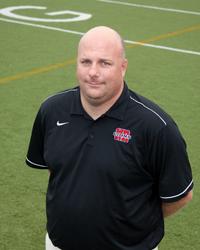 Coach Steve Wolf